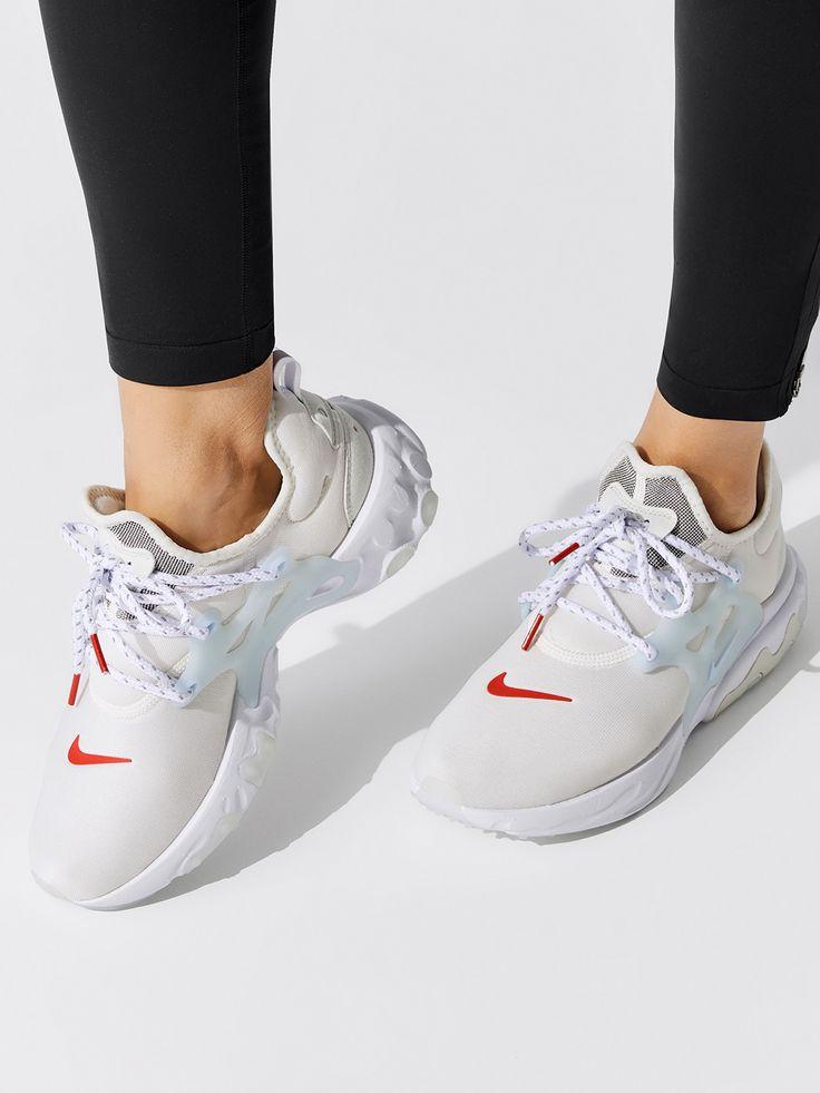 NIKE NIKE REACT PRESTO. #nike #shoes | White nike shoes, Nike ...