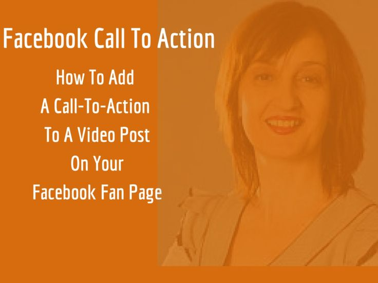 Facebook Call To Action- How To Add A Call-To-Action To A Video Post On ... http://vivamomentum.com/ https://www.youtube.com/watch?v=KHDK8v1yldo #facebookmarketing #facebookforbusiness