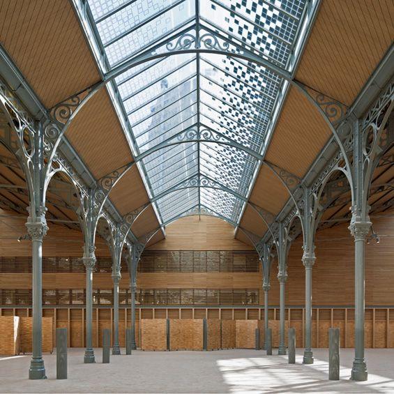 StudioMilou architecture : Le Carreau du Temple
