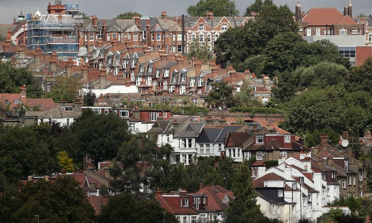 Capital increasingly 'another country' as more than half postcodes now have average house prices above that figure
