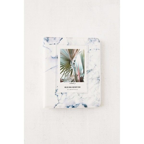 Instax Patterned Photo Album (16 NZD) ❤ liked on Polyvore featuring home, home decor, frames, urban outfitters, plastic picture frames, plastic frames and pocket photo album