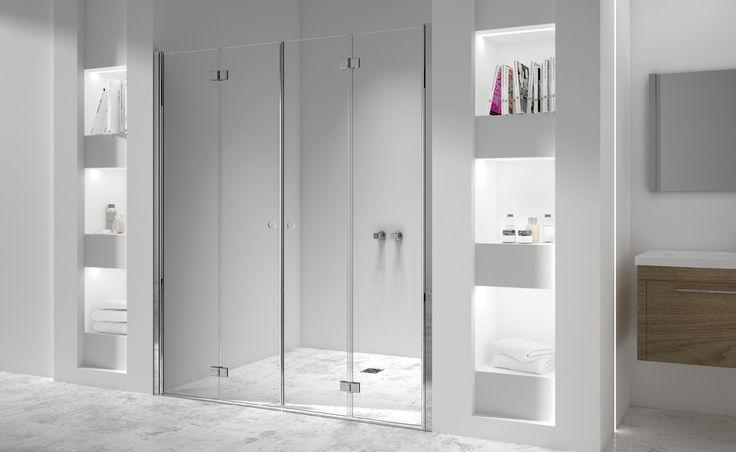 SERIES 4000 - DESIGN FOR ALL Non è solo un box doccia, è comfort per TUTTI. It's not just a shower enclosure, it's comfort for ALL. www.boxdocce2b.com