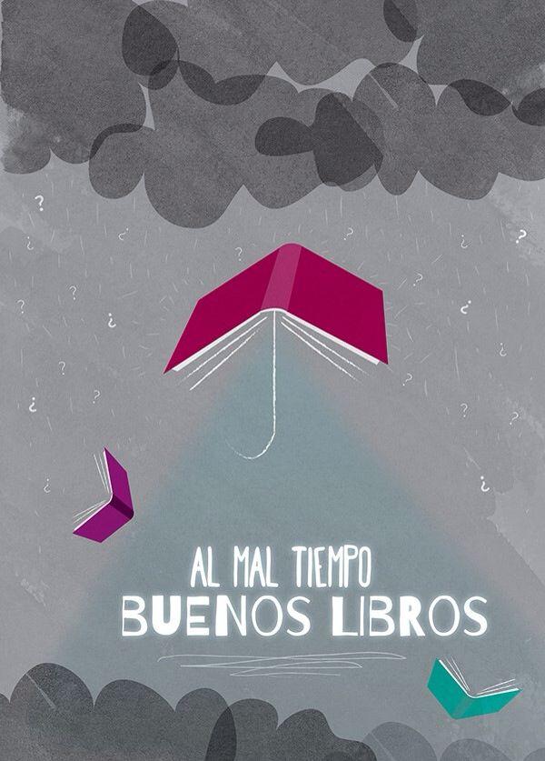 No esperes a que llueva, ¡Ven a la biblioteca! http://www.uhu.es/biblioteca/