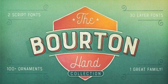 Font dňa – Bourton Hand   https://detepe.sk/font-dna-bourton-hand?utm_content=bufferfae1e&utm_medium=social&utm_source=pinterest.com&utm_campaign=buffer