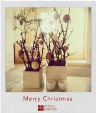 Wishing you a Merry Christmas from all of us at Borgo Egnazia!!! #borgoegnazia #apulialuxuryvillas #apuliandishes #luxuryhotelpuglia #hotel5stellebrindisi #borgoegnaziahotelvillespagolf #christmasday #newyearbreak