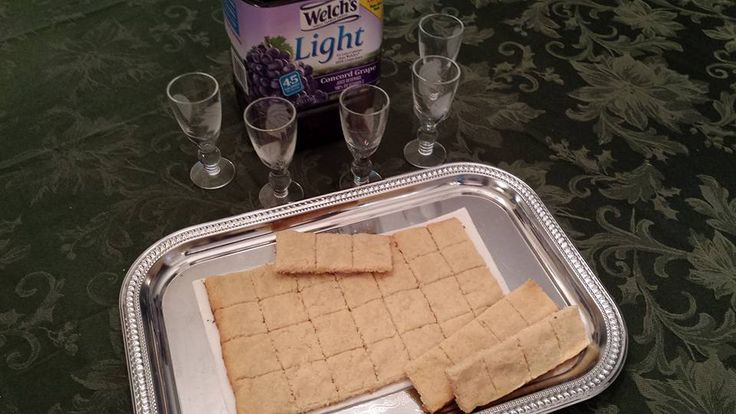 Low-carb Gluten-free Unleavened Communion Bread