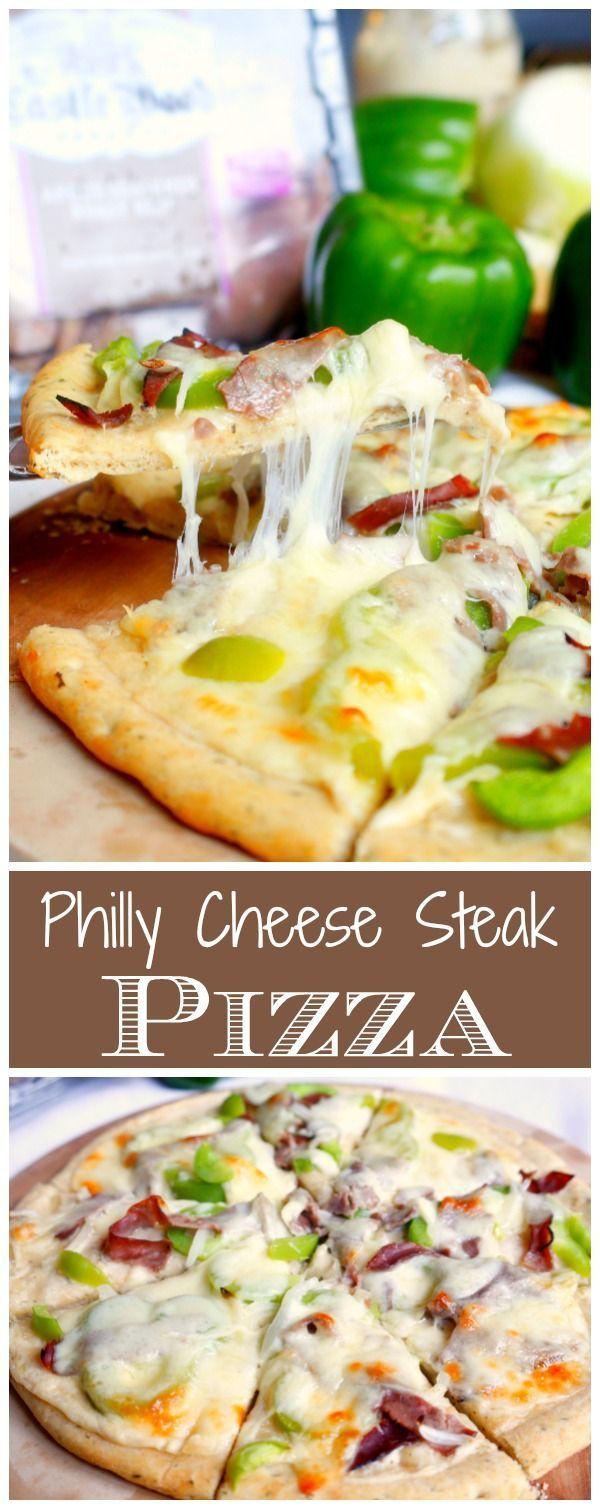 25+ best ideas about Steak pizza on Pinterest | Philly ...