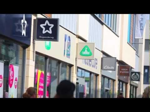 Willow Place & Corby Town Centre Shopping