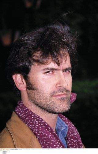 The Adventures of Brisco County Jr. Bruce Campbell as a Harvard educated lawyer in the 1800s--awesome!Facials Hair, Brisco County Jr, Briscoe County Jr, Harvard Education, Bruce Campbell, Handsome Deviled