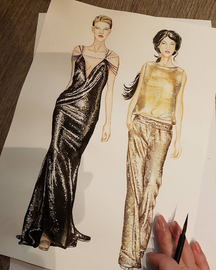 Watercolor by Maria Pirogova @marysimpledesign    Paillettes material study #colorful #color #draw #design #drawing #drawings #watercolor #watercolorpainting #painting #brush #brushes  #italy #sketches #sketch #sketchbook #watercolorart #art #artist #process #instagood #instapic #instaphoto #illustration #runway #fashion #dress #marysimpledesign #trend