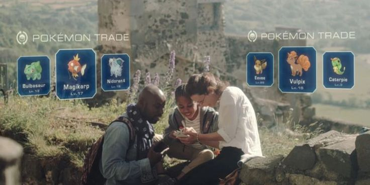 You'll be able to trade and fight with friends in Pokémon Go... eventually https://link.crwd.fr/2uiq