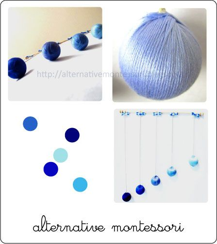 17 Best Images About Montessori Baby Diy Mobiles And