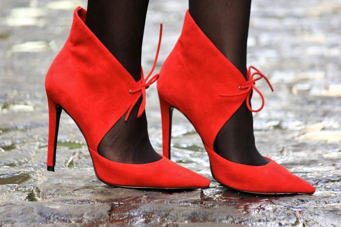 So cute by Guccisima: Zapatos rojos