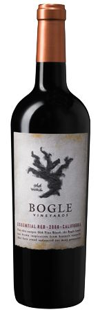 BOGLE VINEYARDS :: Essential Red, very good...love the blend of Old Vin zinfandel, Syrah, Cabernet Sauvegon & Petite Sirah!
