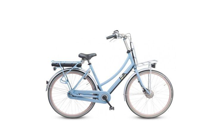 Elektryczny Rower Miejski Damski Sparta Pick-Up Electric. Wysoką popularność model ten zawdzięcza swojemu klasycznemu wyglądowi, który łączy w sobie elegancje oraz nowoczesność. Silnik elektryczny pozwala na komfortową jazdę do 6km/h. http://damelo.pl/damskie-rowery-miejskie-elektryczne/436-elektryczny-rower-miejski-damski-sparta-pick-up-electric.html