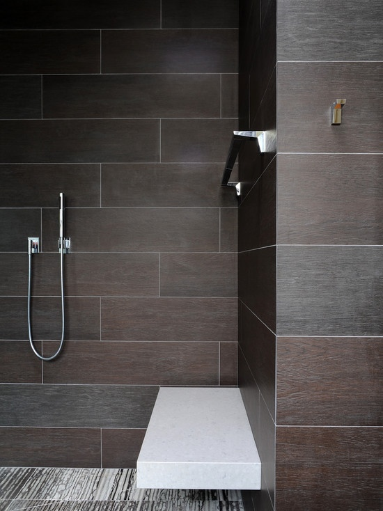 64 best contemporary and modern bathrooms images on for Bathroom designs 12x12