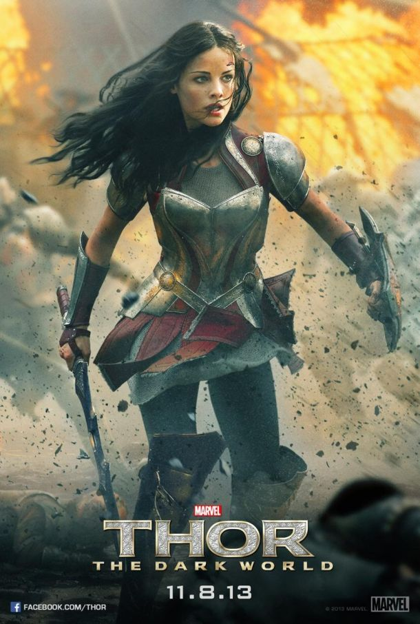 Lady Sif Actress | Agents of SHIELD News – The Lady Sif To Cameo In Upcoming Episode