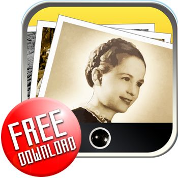 Pic Scanner Photo Scanning App for iOS - iPhone, iPad and iPod Touch #hackgenealogy #technology