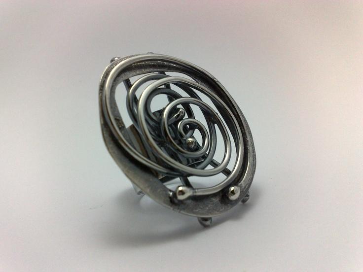 Anillo Espirales