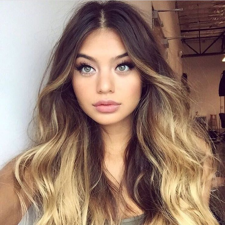 848 best i care about great hair images on pinterest hair colors hair dos and human hair color - Ombre hair carre ...
