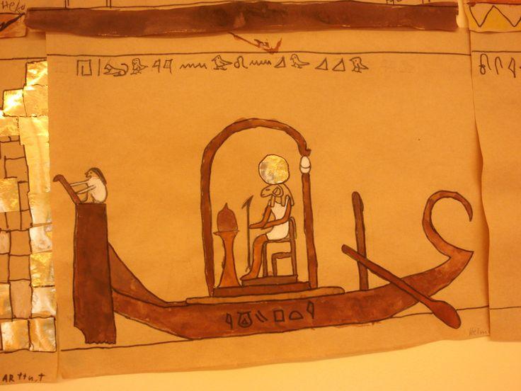 Egyptiläistä taidetta