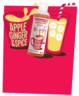 Apple, Ginger & Spice