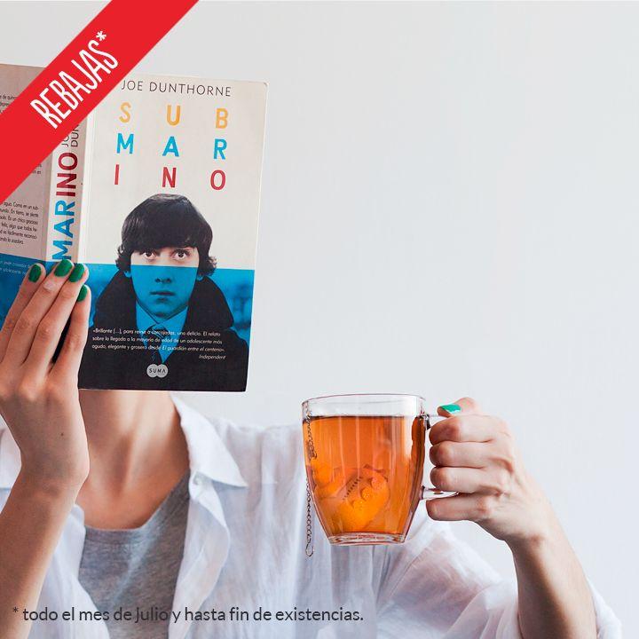 Sumérgete en una buena lectura a lo #Superbritánico Encuentra todos los infusores de té rebajados en www.superbritanico.com.