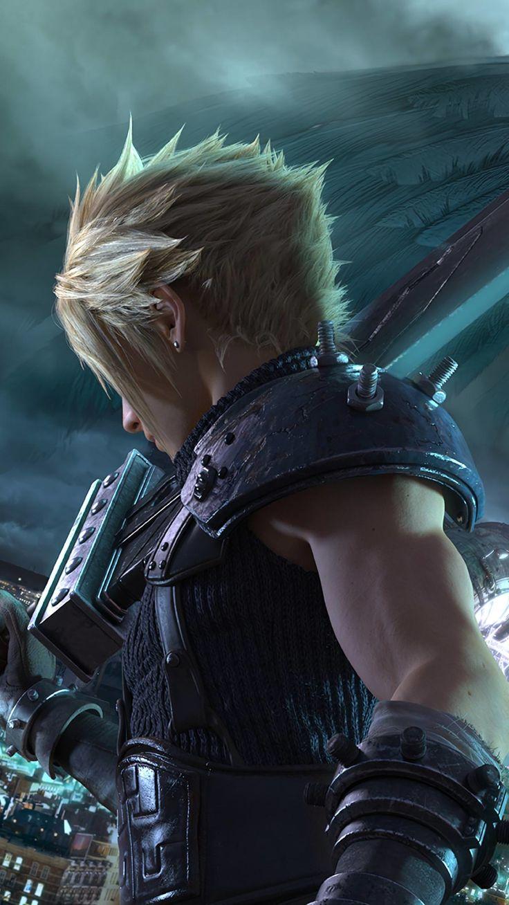Pin auf Final Fantasy