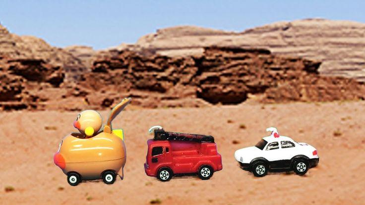 はたらくくるまとアンパンマンミュージアムのおもちゃで乗り物ショー★GOGOミニカーでわくわく冒険だ!働く車のなかまたちがいっぱい★もぐりんが大暴...