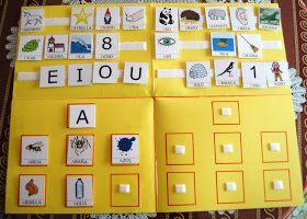 El baúl de A.L: Libro para trabajar la conciencia fonológica de las vocales