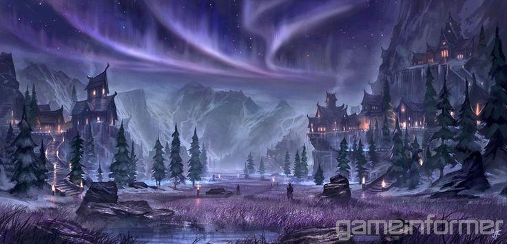 Elder Scrolls Online Faction Profile: Ebonheart Pact - The Elder Scrolls Online