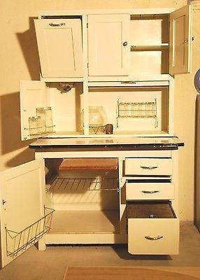 28 best Hoosier Cabinet images on Pinterest | Hoosier cabinet ...