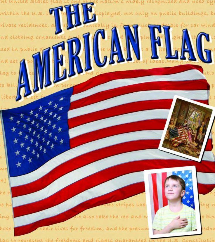 American flag ebook american flag american symbols flag