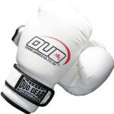 DUO GEAR 16oz WHITE DUO A/L Muay Thai Kickboxing Boxing Gloves These are a high quality Boxing Gloves made of Artificial Leather with a web attached thumb providing added support for the thumb with an innovative contrasting piped Vel (Barcode EAN = 5060200110478) http://www.comparestoreprices.co.uk/boxing-equipment/duo-gear-16oz-white-duo-a-l-muay-thai-kickboxing-boxing-gloves.asp
