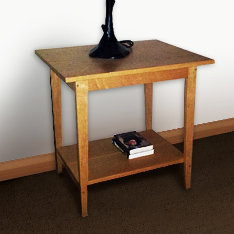 Steve Taylor: Night Table http://sawtoothideas.com/store/product/74