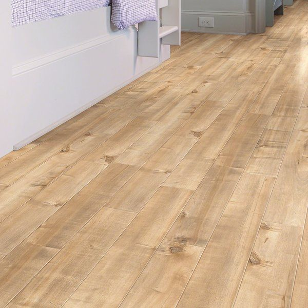 You Ll Love The Boardwalk 5 X 48 X 10mm Maple Laminate Flooring In Platform At Wayfai Maple Laminate Flooring Wood Floors Wide Plank Laminate Flooring Colors