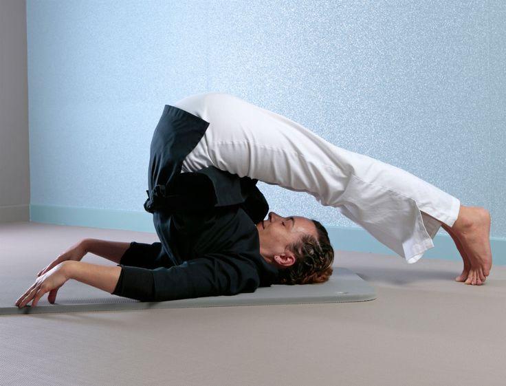 Ces postures inversent les énergies et favorisent ainsi la détente et l'arrivée du sommeil.