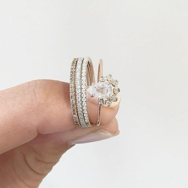 bohemian engagement rings - Bohemian Wedding Rings