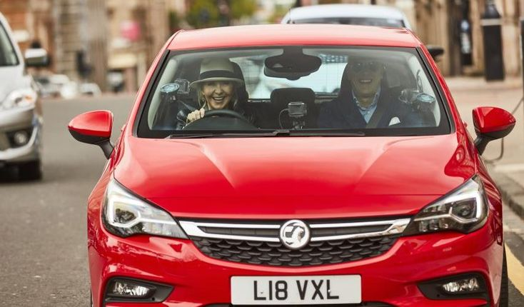 SINGER LULU TAKES VAUXHALL MOTORS ON A TOUR OF HER HOMETOWN GLASGOW FOR THE 'GREAT BRITISH LEGENDS' SERIES - http://www.theleader.info/2017/02/14/singer-lulu-takes-vauxhall-motors-tour-hometown-glasgow-great-british-legends-series/