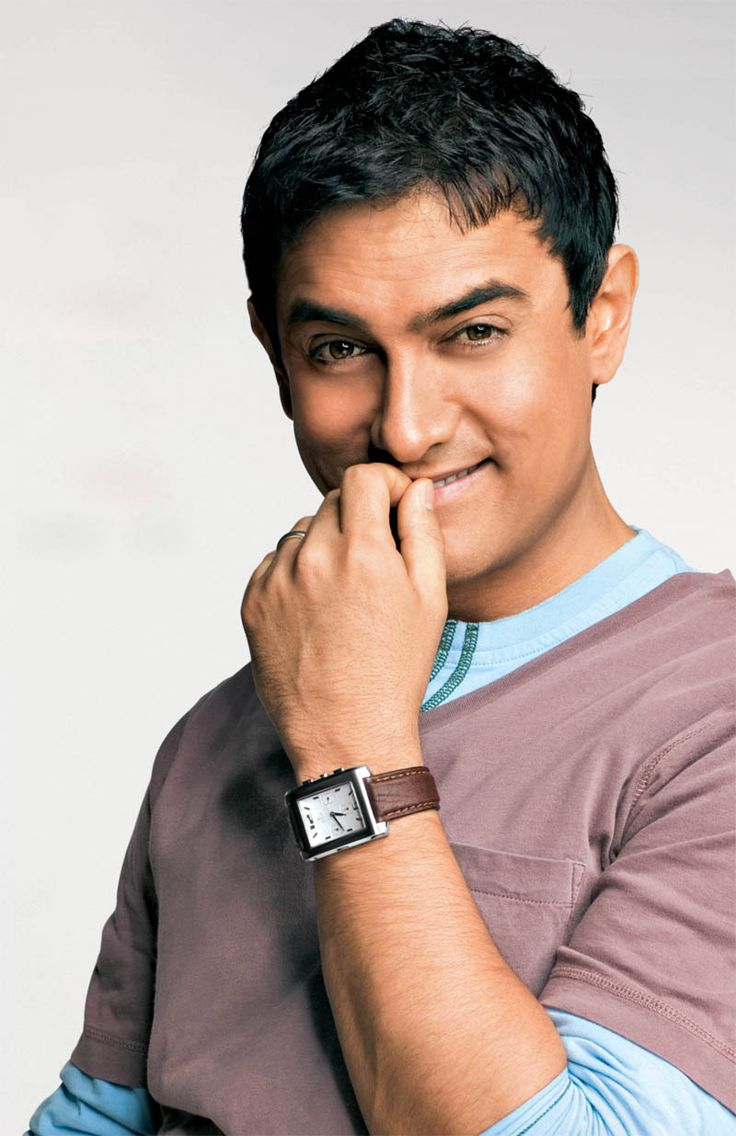 aamir khan  -  I suppose he is the Indian Day-lewis. Tempramental, long breaks between movies. Chameleon like.