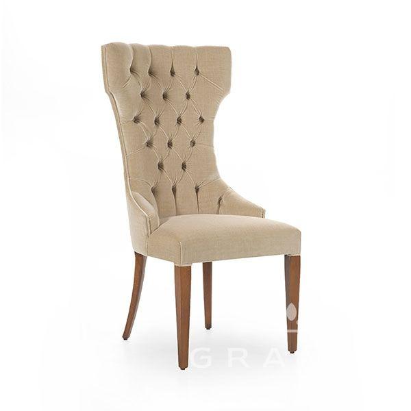 Стул Queen 0450S (Столовые Seven sedie) | Итальянская мебель на заказ от компании «GRANZO»