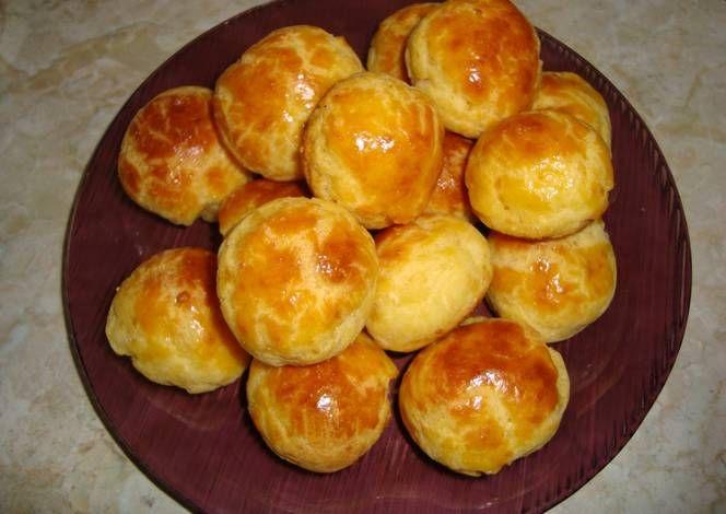 Sajtfánk, sajtos pufi recept | Kurucz Renáta receptje - Cookpad