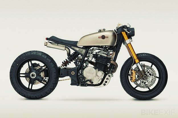 Classified Moto KT600, bike, cafe racer, motor bike, motorcycle,
