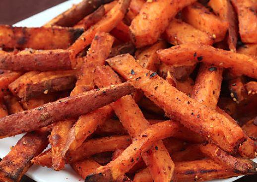 Great recipes for sweet potatoes - http://www.losebabyweight.com.au/2012/03/5-sweet-potato-recipes/