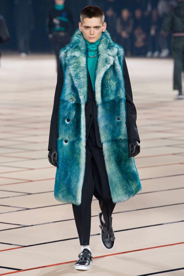 Défilé Dior Homme Automne-hiver 2017-2018 23