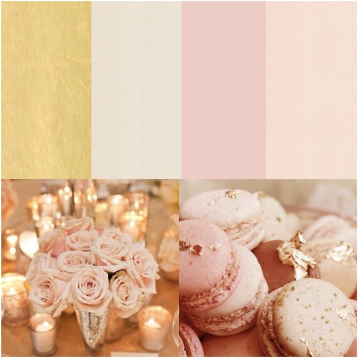 25+ Best Ideas About Blush Gold Weddings On Pinterest