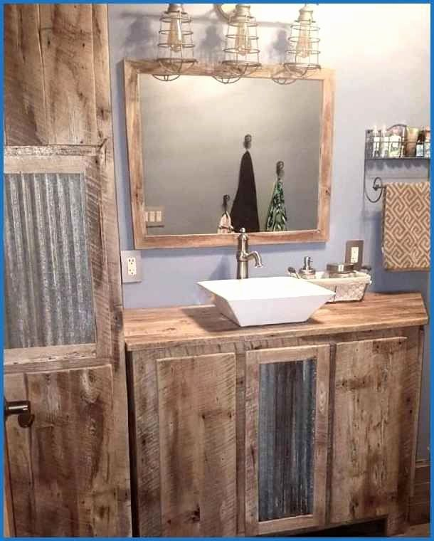 His And Her Bathroom Decor Inspirational His And Hers Bathroom Decor Cozy Rustic Farmhouse Bath In 2020 Farmhouse Bathroom Decor Rustic Bathroom Decor Rustic Bathrooms
