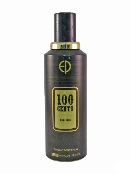 ESTIARA 100 CENTS PERFUME BODY SPRAY