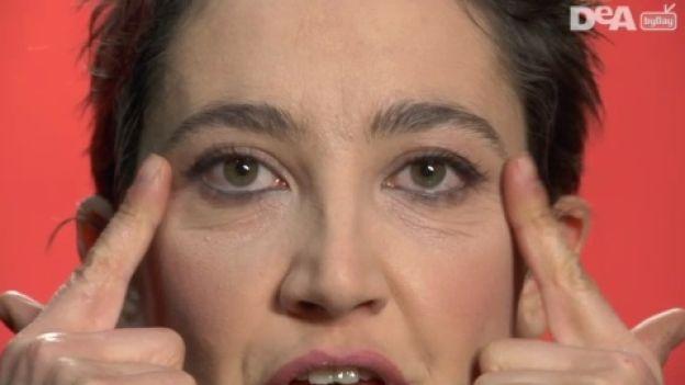 Ginnastica facciale: tonificare il muscolo orbicolare dell'occhio