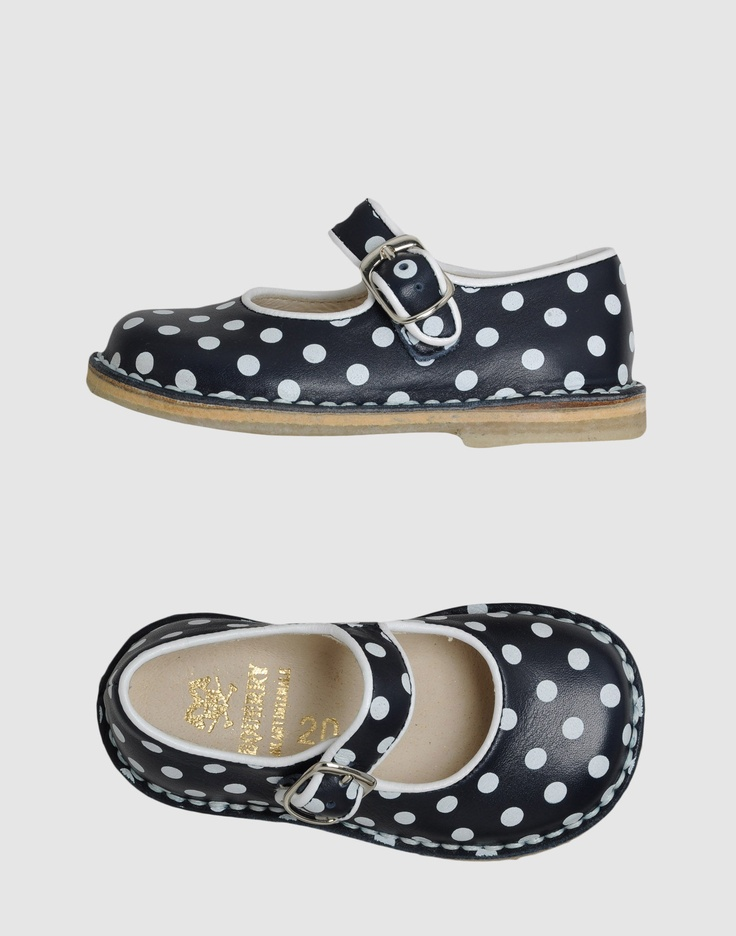 Polkadots for kids! EQUERRY